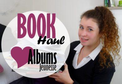 [VIDEO] BOOK HAUL & Albums coups de cœur !