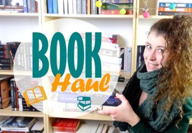 [VIDEO] BOOK HAUL – Octobre & Novembre 2017