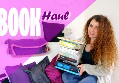 [VIDEO] BOOK HAUL – Janvier 2018 !