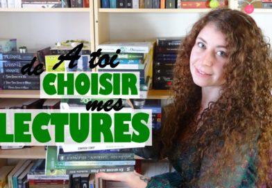 [VIDEO] WILD PAL – A toi de choisir mes lectures !