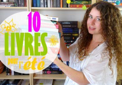 [VIDEO] 10 livres pour cet été | PAL