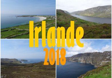 [VIDEO] Irlande 2018 | 200 kms à pied en 12 jours