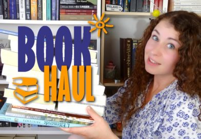 [VIDEO] BOOK HAUL – Été 2018 (22 livres)