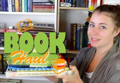 [VIDEO] BOOK HAUL – Septembre 2018