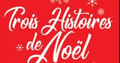 Trois histoires de Noël de LUCIE CASTEL, Angela MORELLI et Louisa MEONIS