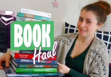 [VIDEO] BOOK HAUL | Novembre-Décembre (15 livres !)