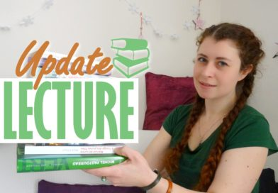 [VIDEO] Update Lecture | 8 livres