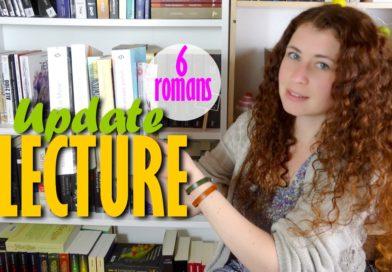 [VIDEO] Update Lecture | 6 livres – 2 coups de cœur !