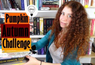[VIDEO] Idées lectures pour le Pumpkin Autumn Challenge !