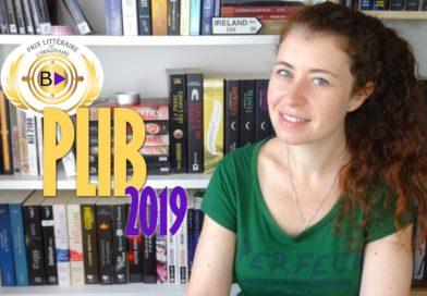 [VIDEO] J'ai lu les 5 finalistes du PLIB 2019 !