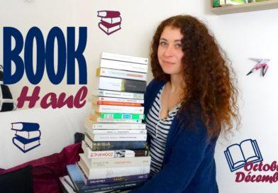 [VIDEO] BOOK HAUL de fin d'année (25 livres !)