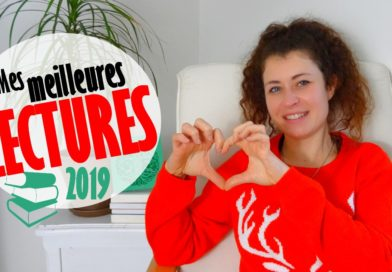 [VIDEO] Mes meilleures lectures 2019 !