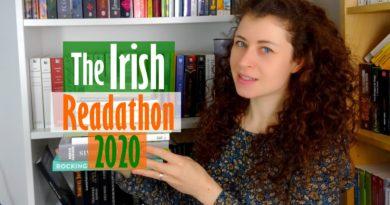 [VIDEO] The Irish Readathon 2020 | PAL