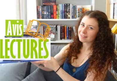 [VIDEO] Avis Lectures | Janvier – Février