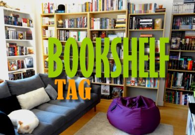 [VIDEO] Bookshelf TAG | Combien de livres ?