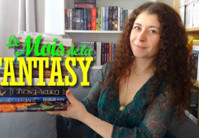 [VIDEO] Mois de la Fantasy 2020 | Choisis mes lectures !