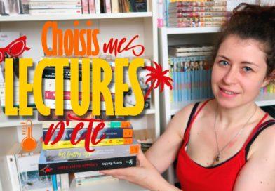 [VIDEO] PAL d'été 2020   Choisis mes lectures !