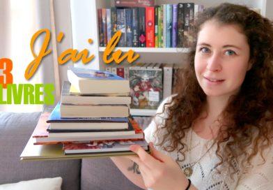 [VIDEO] Avis Lectures | Coups de cœur à l'horizon !