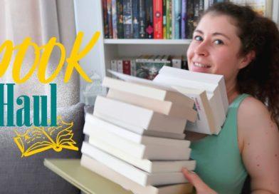[VIDEO] Book Haul pour se faire plaisir… +15 ! OUPS !