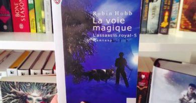 L'Assassin royal, Tome 5 : La Voie magique de Robin HOBB