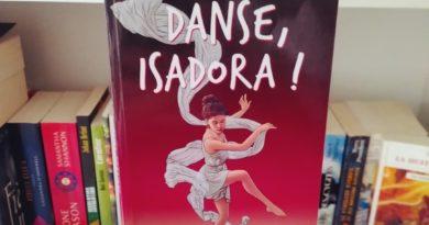 Danse, Isadora ! de Evelyne BRISOU-PELLEN
