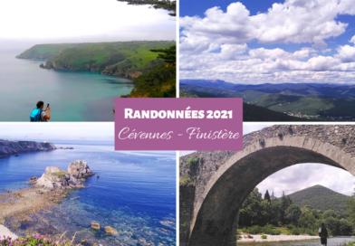[VIDEO] Randonnées 2021 | Entre montagnes et océan, dans les Cévennes et sur la Presqu'île de Crozon