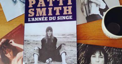 L'Année du singe de Patti SMITH